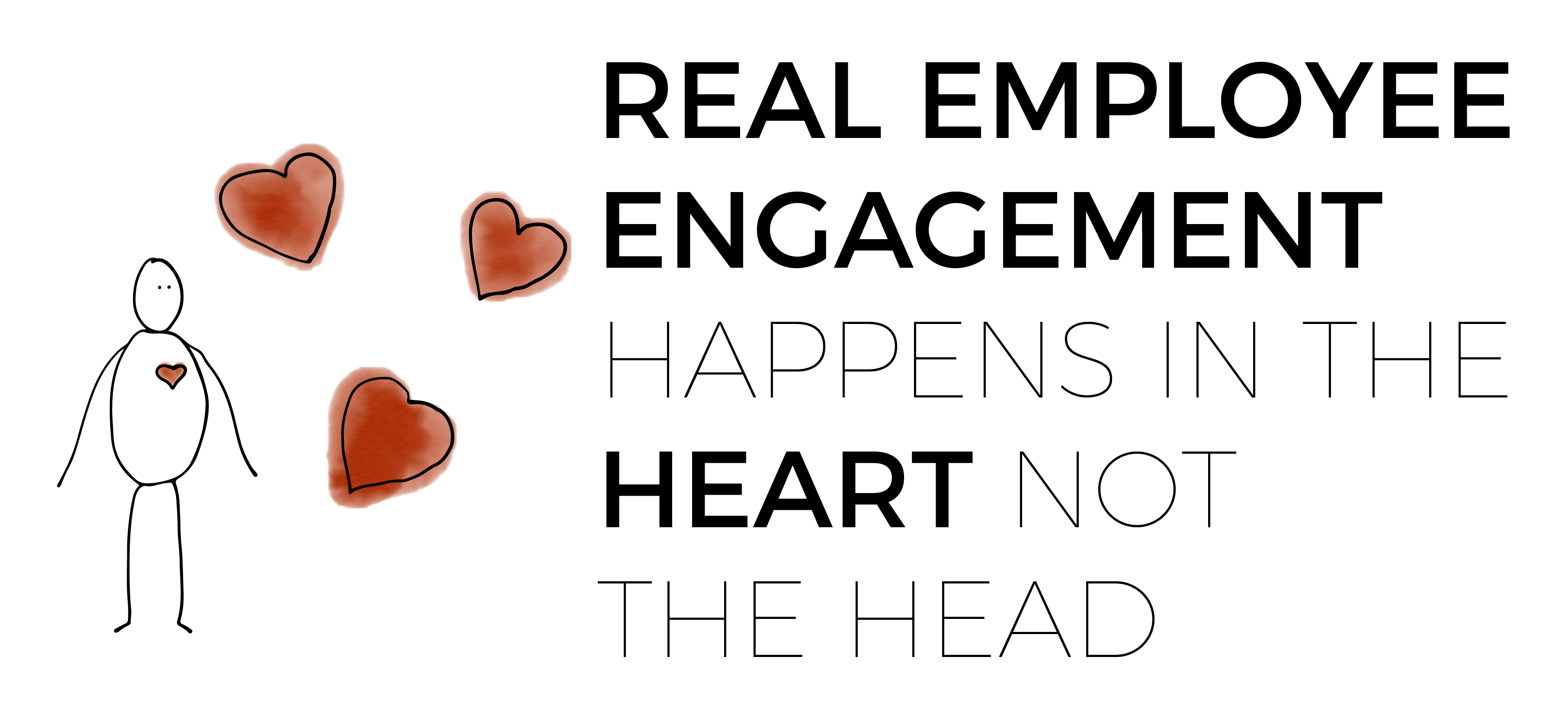 Why Engagement Happens In Employees' Hearts, Not Their Minds